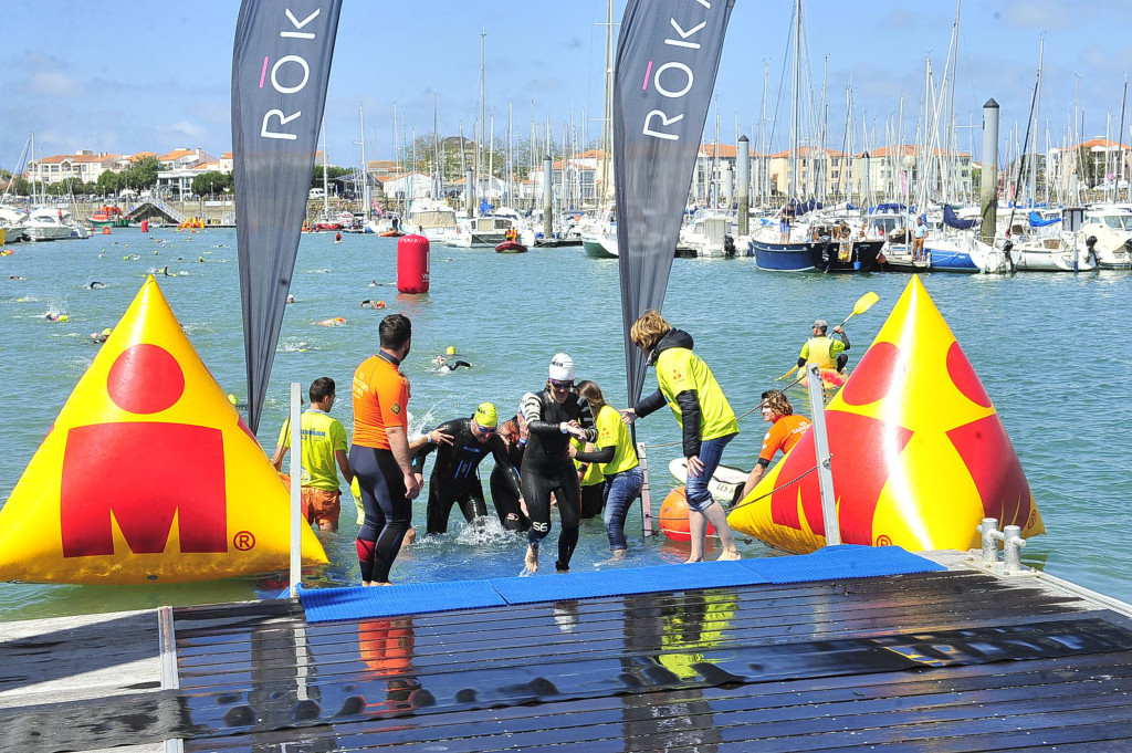 half iron man sables d'olonne