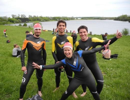 prépa natation triathlon de paris